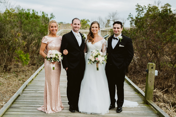 wedding party outer banks nc