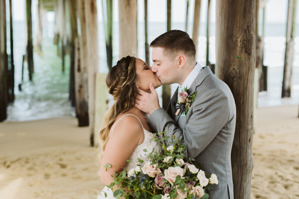 Outer Banks Wedding Kitty Hawk Pier